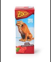 Sultys Zoo Ice Age, aviečių skonio, 0,2 l