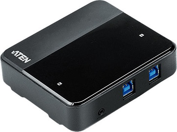 Aten US234-AT 2-Port USB 3.0 Peripheral Sharing Device