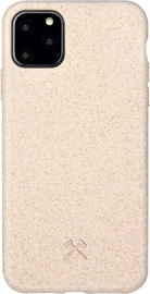 Woodcessories Bio Back Case For Apple iPhone 11 Pro Beige