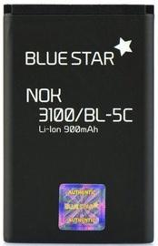 BlueStar Battery For Nokia 3110c/2700C/X2-01/X2-05 Li-Ion 900mAh Analog