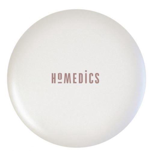 Meigipeegel Homedics Pretty & Powerful MIR-150CG White, valgustusega, riputatav, 12x9 cm