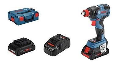 GDX 18V-200 C Cordless Impact Drill L-BOXX 18V 2xProCore 4.0Ah
