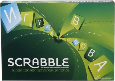 Stalo žaidimas Mattel Scrabble Y9618, 10 m