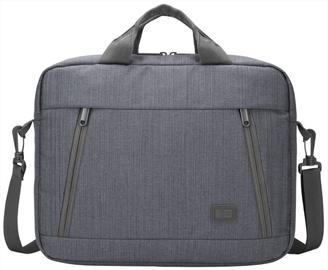 Сумка с ремнем Case Logic Huxton Attache HUXA-215, серый, 15.6″