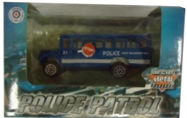 Zinber Police Patrol