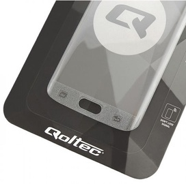 Qoltec Premium Full Cover Screen Protector For Samsung Galaxy S7
