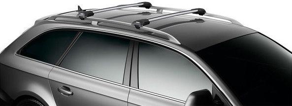 Багажники на крышу Thule WingBar Edge Set 9583, 91.2 см