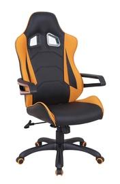 Halmar Mustang Office Chair Black/Orange