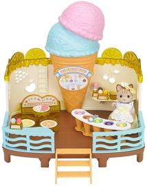 Epoch Sylvanian Families Seaside Ice Cream Shop 5228