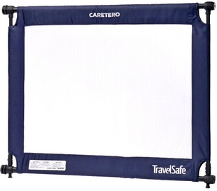 Caretero TravelSafe Portable Gate Navy