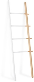 Umbra Hub Ladder White/Natural
