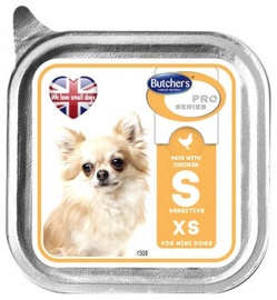 Butchers Pro Series Sensitive Chicken 100g