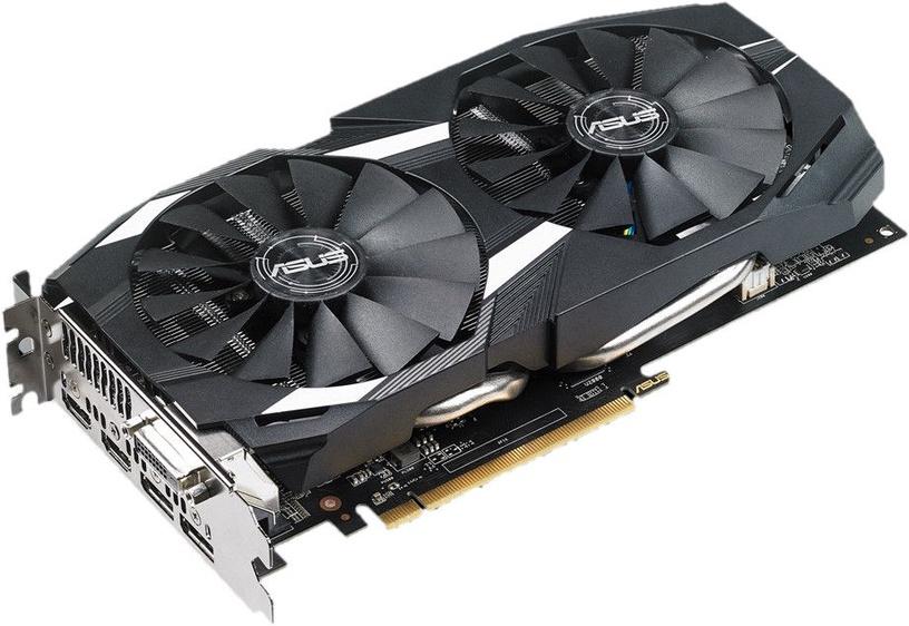 Asus Radeon RX 580 Dual 8GB GDDR5 PCIE DUAL-RX580-8G