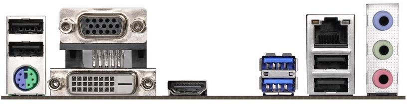 Mātesplate ASRock H310M-HDV/M.2