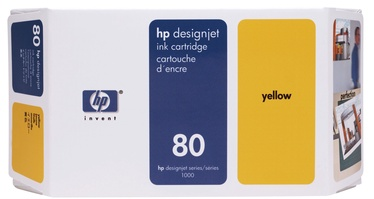 HP NO 80 Yellow L