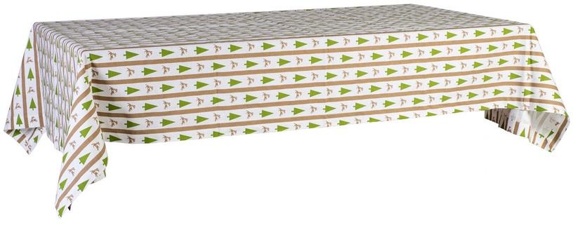 Home4you Tablecloth Xmas Story 138x220cm