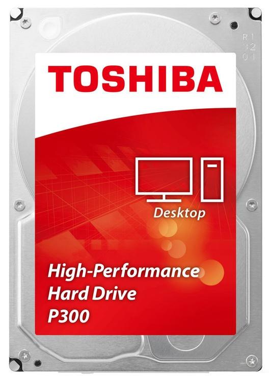 Toshiba P300 4TB 7200RPM SATA III 64MB HDWD240UZSVA