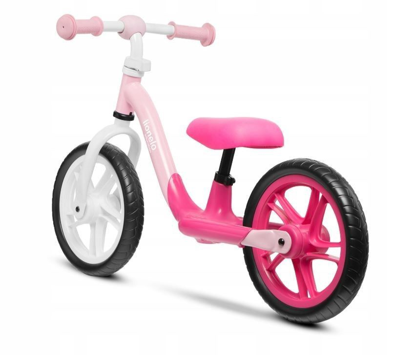 Lionelo Alex Balance Bike Bubblegum