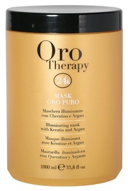 Kaukė plaukams Fanola Oro Therapy Argan Oil Illuminating, 1000 ml