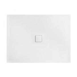 Dušo padėklas, stačiakampis NOX ULTRASLIM, 100 x 90 cm