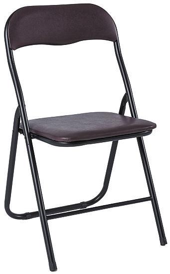 Apmeklētāju krēsls Signal Meble Tipo Brown, 1 gab.