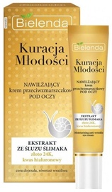 Bielenda Youth Therapy Moisturizing Anti Wrinkle Eyes Cream 15ml