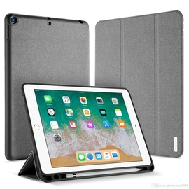 Dux Ducis Domo Tablet Cover For Apple iPad 9.7'' 2018/2017 Grey