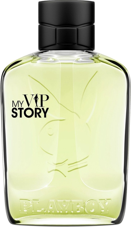 Kvepalai Playboy My VIP Story 100ml EDT