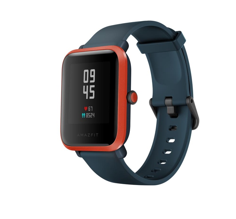 Išmanusis laikrodis Amazfit BIP S, raudona