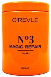 Kaukė plaukams O'Revle Magic Repair №3 Moisturising, 1000 ml