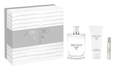 Jimmy Choo Man Intense 100ml EDT + 100ml After Shave Balm + 7.5ml EDT