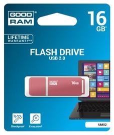 GoodRam UMO2 16GB USB 2.0 Orange