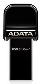 Adata i-Memory AI920 32GB USB 3.1 Gen1 Black