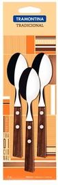 Tramontina Tradicional Tea Spoon 3pcs