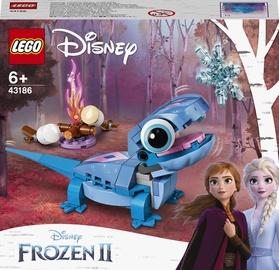 Конструктор LEGO Disney Princess Саламандра Бруни 43186, 96 шт.