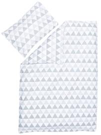 Fillikid Bed Set 2pcs White/Gray 021-07