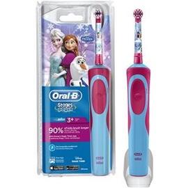 Elektrinis dantų šepetėlis Oral-B Frozen 4210201237051
