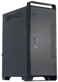Chieftec Elox Series mITX Case With PSU 350W Black BT-04B-U3-350BS