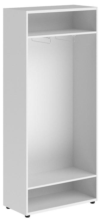 Skyland Xten Wardrobe Frame XCW 85-1 White