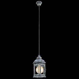 Pakabinamas šviestuvas Eglo Vintage Redford 1 49225, 1 x 60W E27