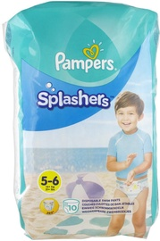 Pampers Splashers S5 10