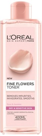 L´Oreal Paris Fine Flower Toner To Dry & Sensetive Skin 400ml