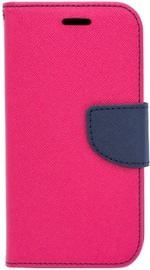 Telone Fancy Diary Bookstand Case For Apple iPhone 7 Plus Pink/Blue