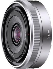 Sony E 16/2.8 Silver