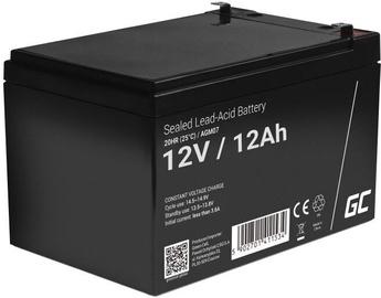 UPS aккумулятор Green Cell AGM GC 12V 12Ah