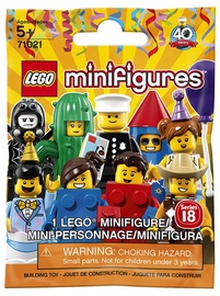 LEGO Minifigures Series 18: Party 71021