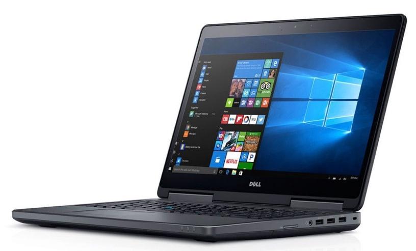 Dell Precision M7520 Black MP752031505_SO