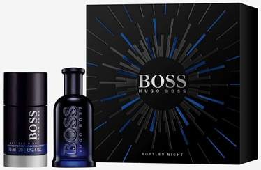 Hugo Boss Bottled Night 50ml EDT + 75ml Deodorant Stick New Design