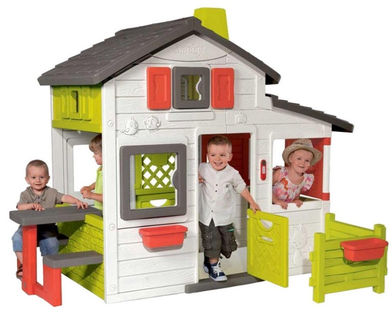 Smoby Friends House 3102091