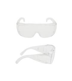 Apsauginiai akiniai 3M, skaidrūs